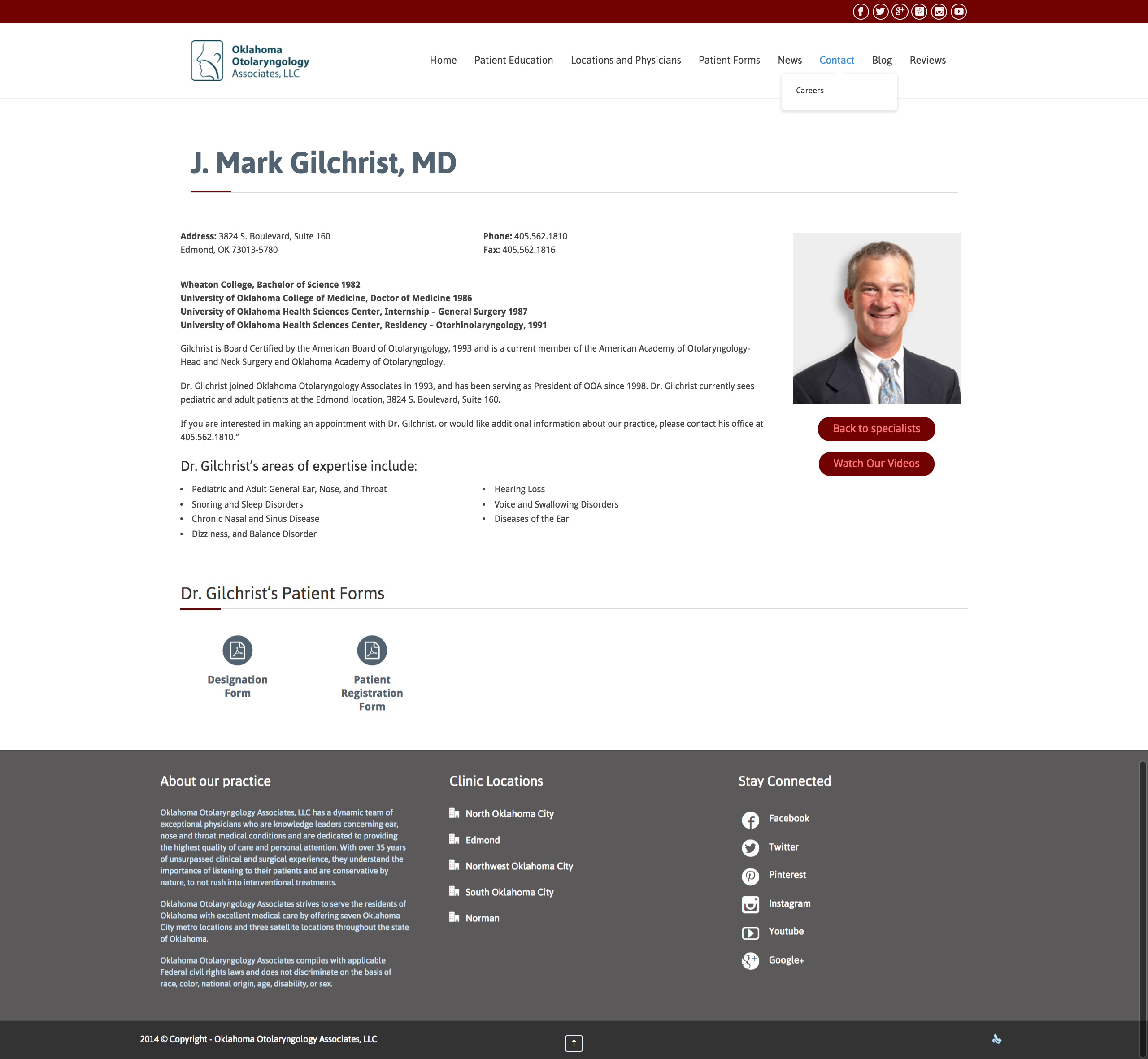Oklahoma Otolaryngology & Associates