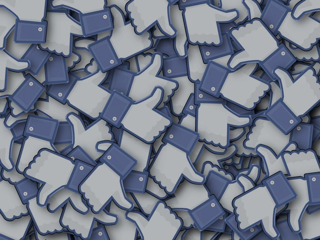 facebook likes icon