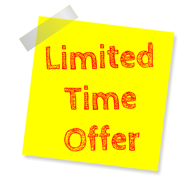 limited time offer image