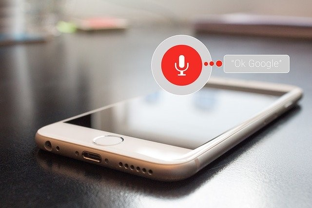 voice search - concept