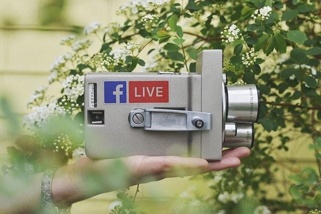 FB Live - concept