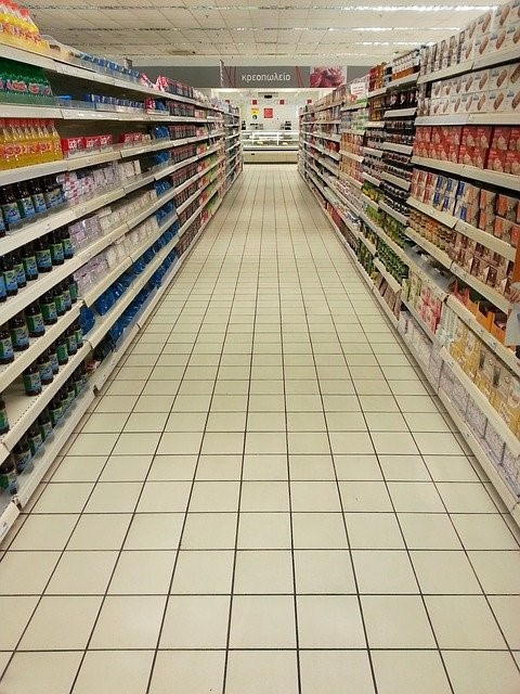 image of a store interior