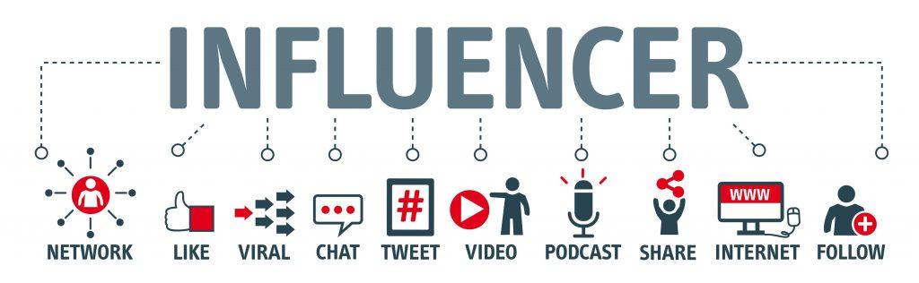 influencer concept