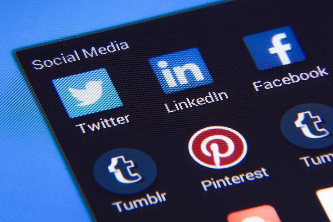 Muzeum - social media