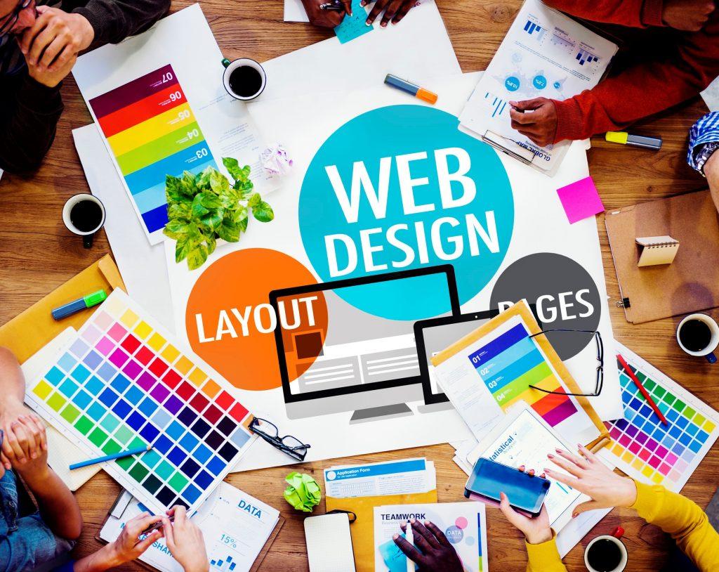 web analysis concept