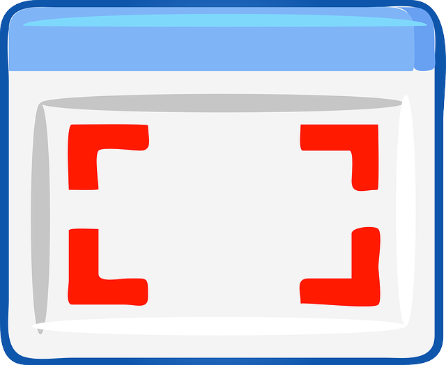 screenshot concept