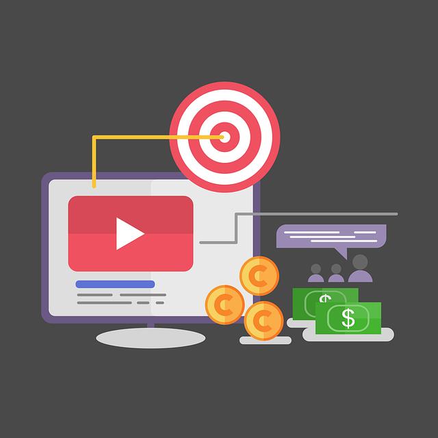 using video marketing - concept