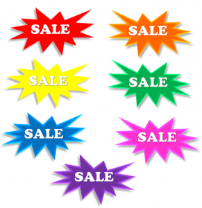 launch sale events for onlie marketing