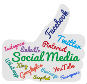 leverage the power of social media
