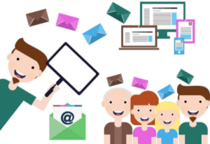 email marketing for fitness health website